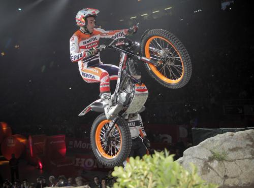 Competicion Trial 2017
